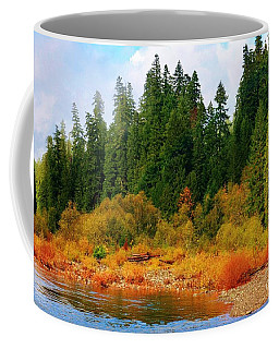 Cascade Autumn Coffee Mug