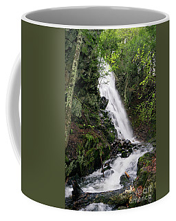 Cascade Falls No. 1, Farmington, Maine #30418 Coffee Mug