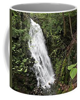 Cascade Falls No. 3, Farmington, Maine #30385 Coffee Mug