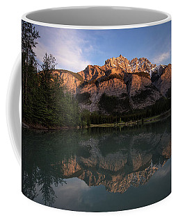 Cascade Ponds Reflections Coffee Mug