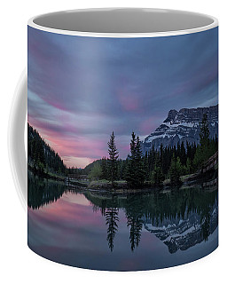 Cascade Ponds Sunrise Coffee Mug