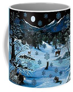 Cascade Snowflake Coffee Mug
