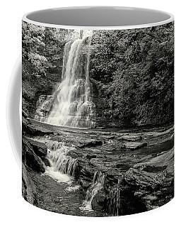 Cascades Waterfall Coffee Mug