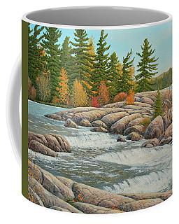 Cascading Flow Coffee Mug