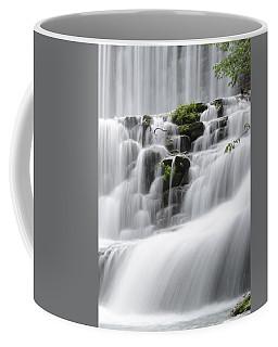 Cascading Mirror Lake Falls Coffee Mug