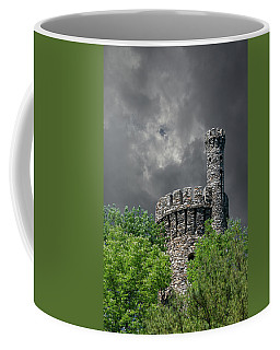 Coffee Mug featuring the photograph Casco Castle by Guy Whiteley