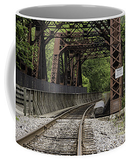 Coffee Mug featuring the photograph Casey Jones  by Jeannette Hunt