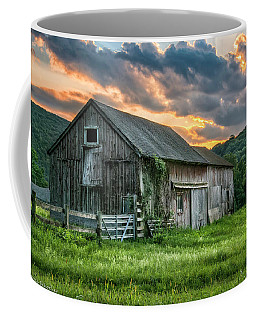 Casey's Barn Coffee Mug