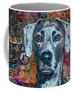 Cash The Blue Lacy Dog Coffee Mug