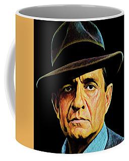 Cash With Hat Coffee Mug