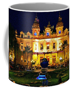 Casino Monte Carlo Coffee Mug