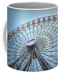 Casino Pier Ferris Wheel Coffee Mug