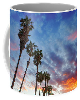 Casitas Palms Coffee Mug