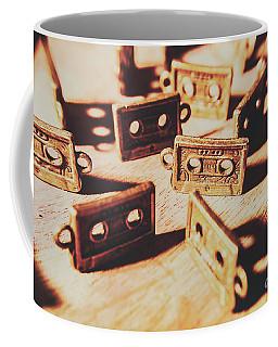 Cassette Club Dance Coffee Mug