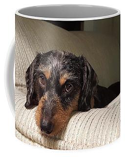 Cassie Coffee Mug by Judy Wanamaker