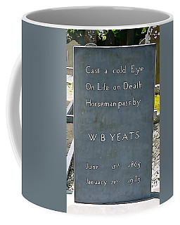 Cast A Cold Eye Coffee Mug