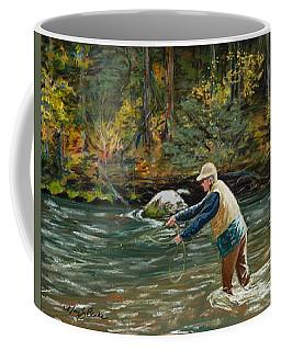 Cast Away Coffee Mug