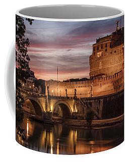 Castel St Angelo  Coffee Mug