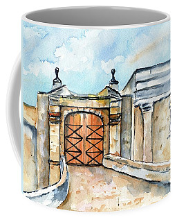 Castillo De San Cristobal Entry Gate Coffee Mug