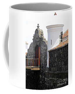 Castillo De Santa Catalina 1 Coffee Mug