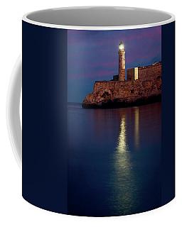 Castillo Del Morro Lighthouse Havana Cuba Coffee Mug