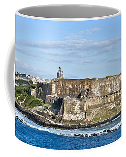 Castillo San Cristobal Coffee Mug