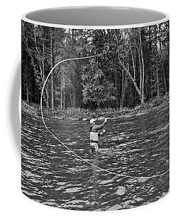 Casting Coffee Mug