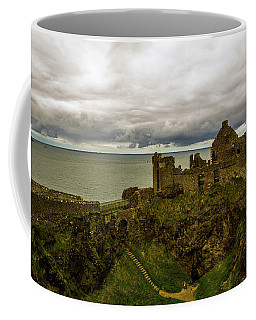 Castle By The Sea Coffee Mug