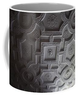 Castle Detail Coffee Mug by Mary-Lee Sanders