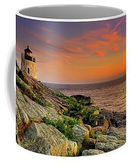 Castle Hill Lighthouse - Newport Rhode Island Coffee Mug