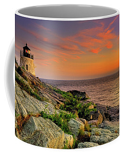 Castle Hill Lighthouse - Newport Rhode Island Coffee Mug