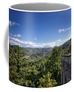 Castle In Chianti, Italy Coffee Mug