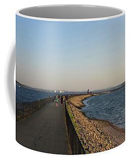 Castle Island Loop Trail Boston Ma Coffee Mug