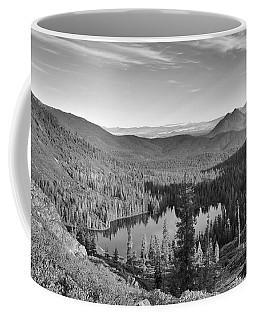 Castle Lake Coffee Mug