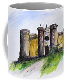 Castle Nuovo, Napoli Coffee Mug