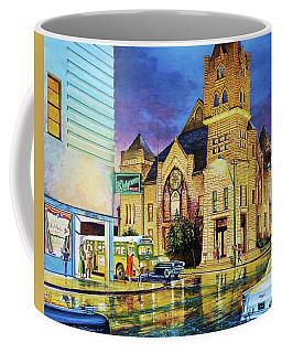 Castle Of Imagination Coffee Mug