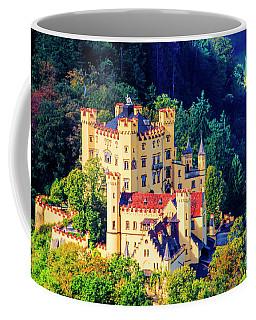 Castle On A Hill Coffee Mug