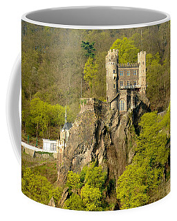 Castle On A Rock Coffee Mug