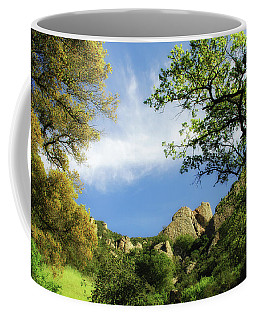 Castle Rock Coffee Mug by Donna Blackhall