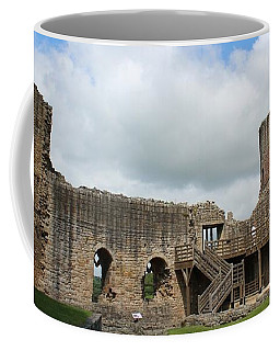 Castle Ruins Coffee Mug