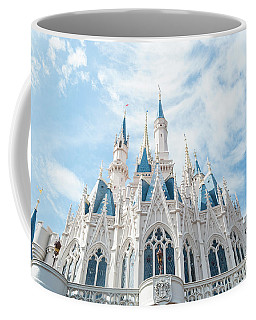 Castle Sky Coffee Mug by Pamela Williams