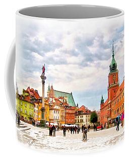 Castle Square, Warsaw Coffee Mug