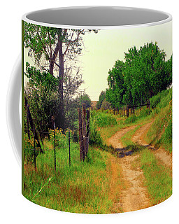 Castledale Farm Road Coffee Mug