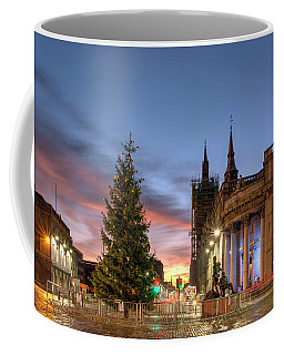 Castlegate At Christmas Coffee Mug