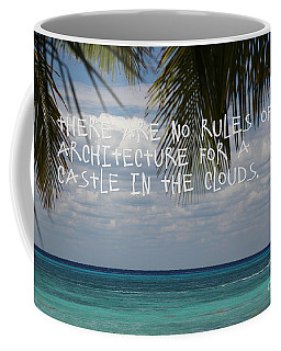 Castles In The Clouds Coffee Mug