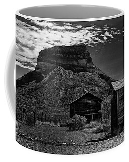 Castolon Ghost Town Coffee Mug