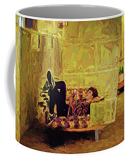 Casual Student Coffee Mug