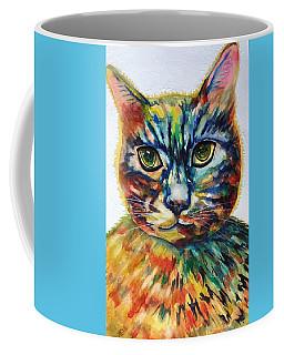 Cat A Tude Coffee Mug