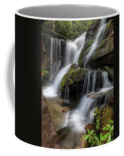 Cat Gap Loop Trail Waterfall Coffee Mug
