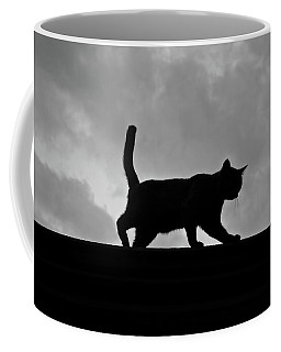 Cat Walk Coffee Mug